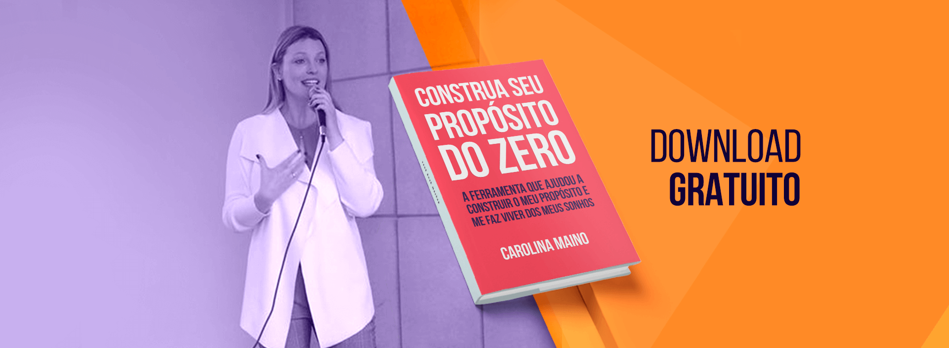 e-book Construa seu propósito do zero